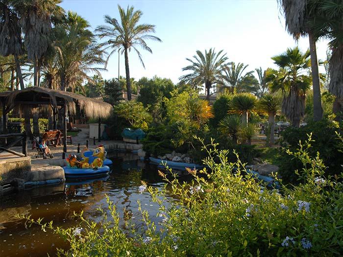 Mini Golf Paradise In Majorca Sa Coma Protur Hotels