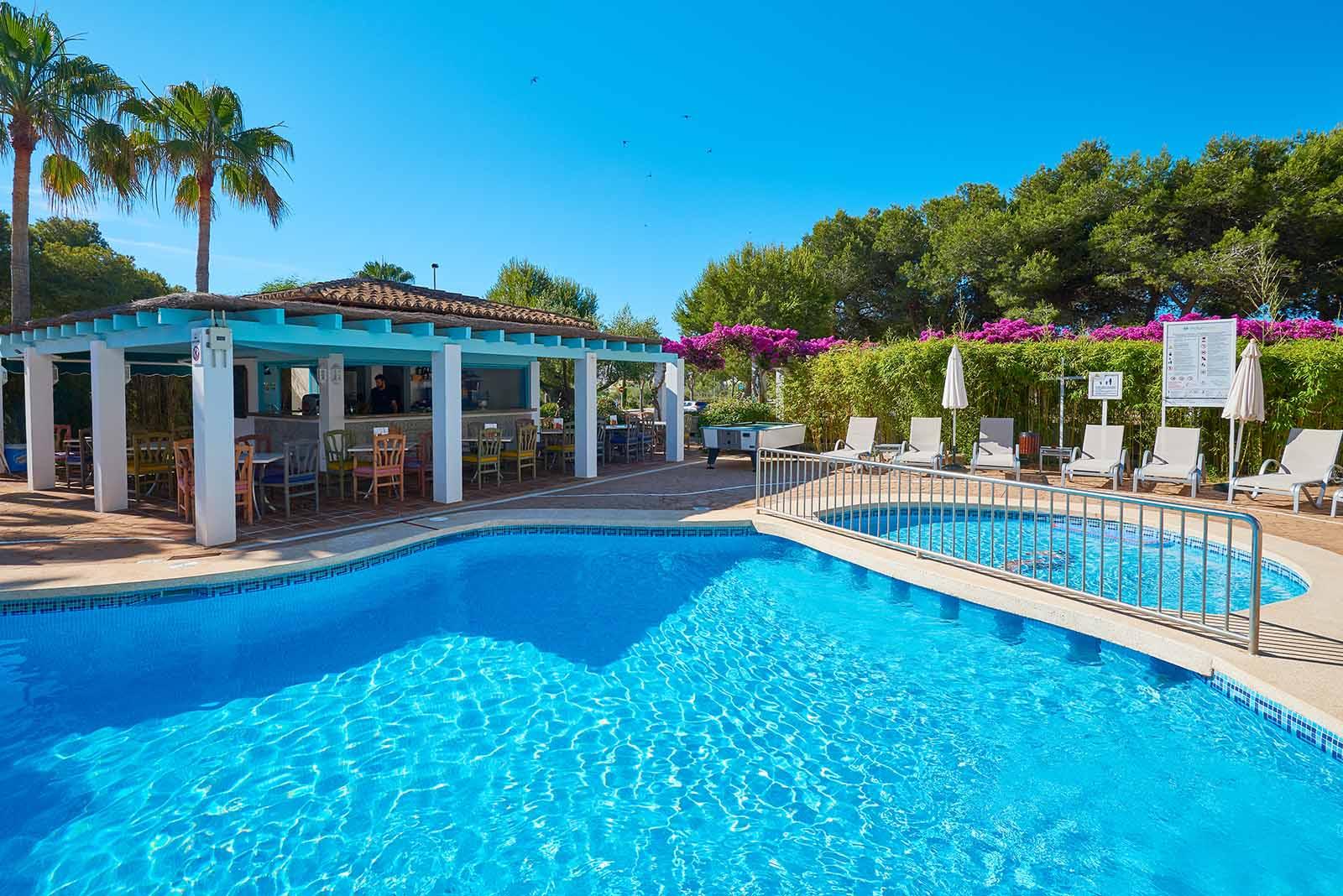 Protur Bahia Azul Apartaments In Cala Bona Mallorca Protur Hotels