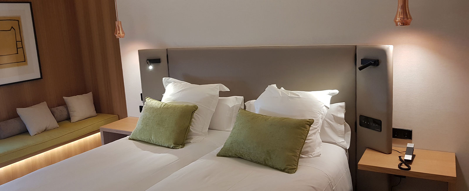Habitació Doble comunicante-Protur-Naisa-Palma-hotel