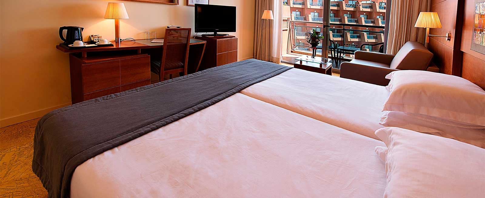 Doble Protur Roquetas Hotel & Spa