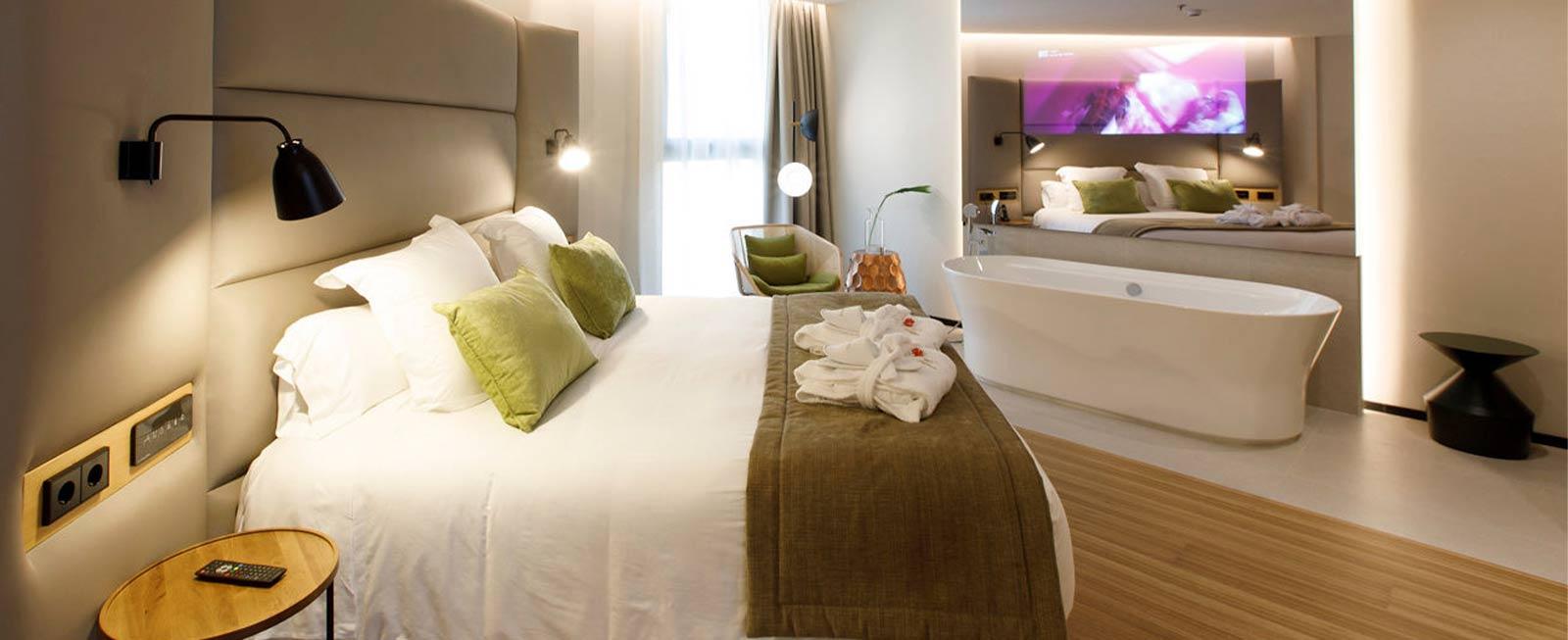 Suite de Luxe Protur Naisa Urbanhotel Palma