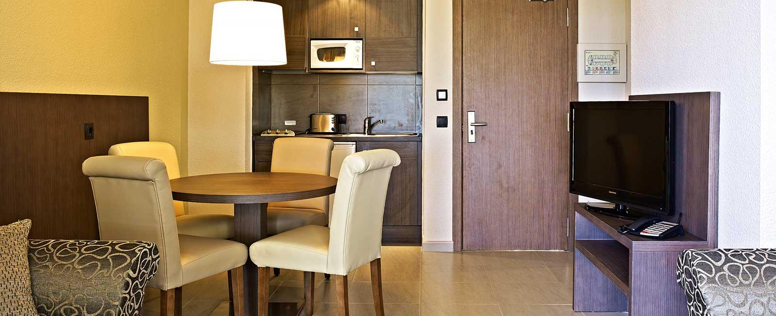 Rooms Protur Bonaire Aparthotel Cala Bona Majorca