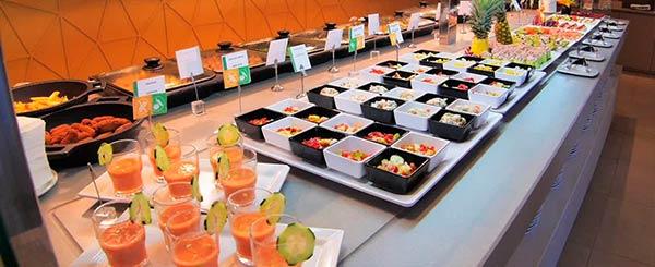 Buffet Protur Cala Millor Playa Hotel