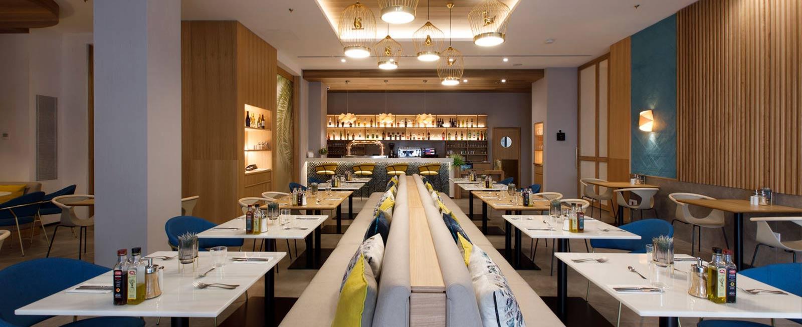 Cafetería Protur Naisa Palma
