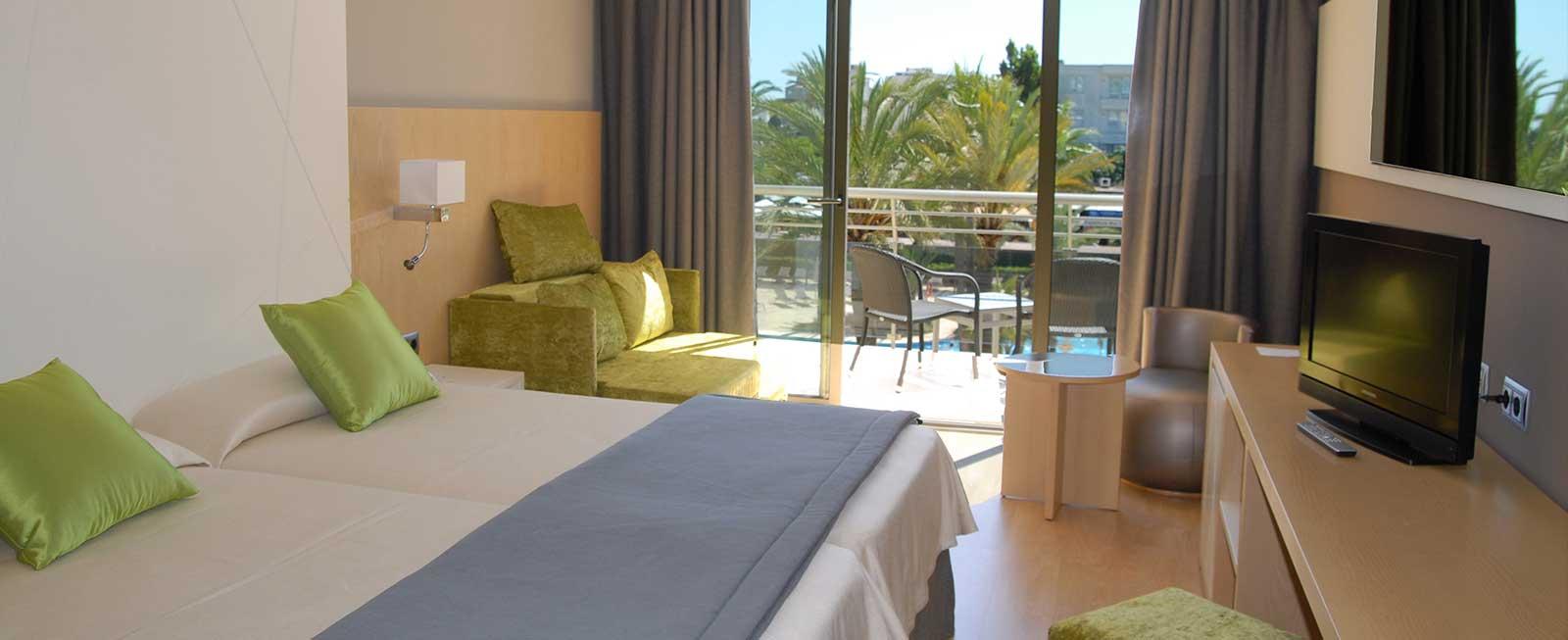 Doble Protur Sa Coma Playa Hotel