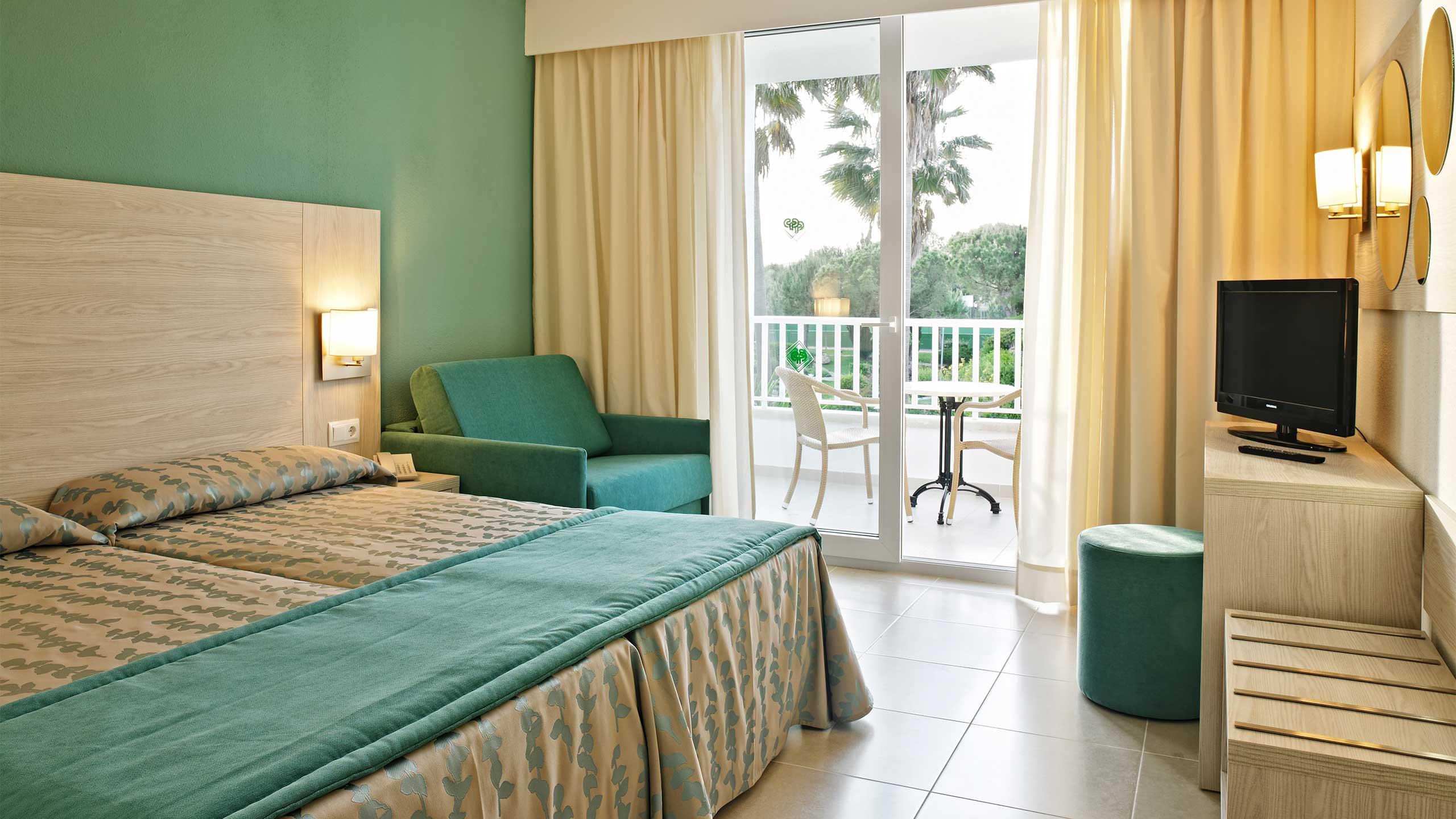 Rooms: Rooms & Apartments Protur Safari Park Aparthotel, Sa Coma Majorca