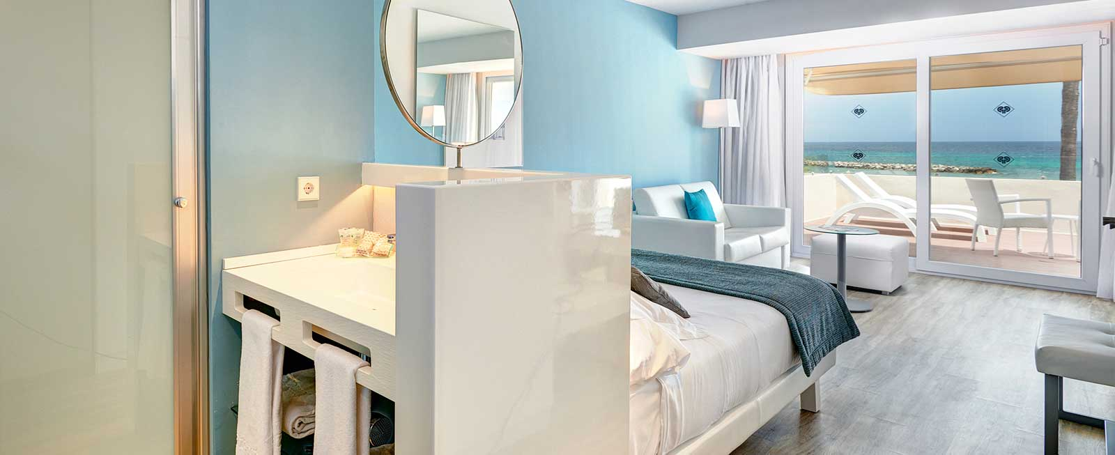 Hotel Cala Bona Twin Sea View Room