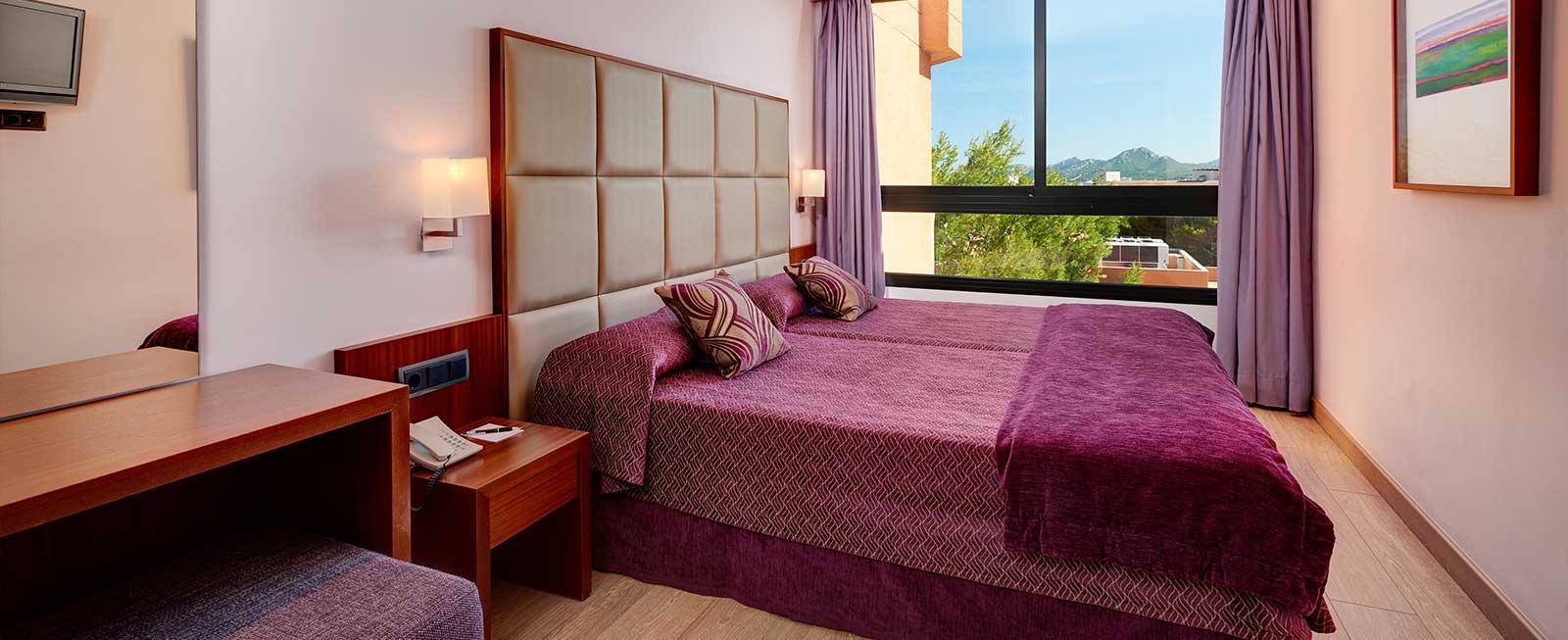 Junior Suite Familiar Hotel Cala Rajada Protur Turo Pins