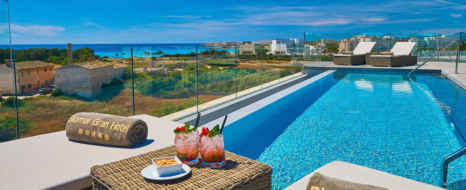 Junior Suite Premium Protur Biomar Gran Hotel & Spa