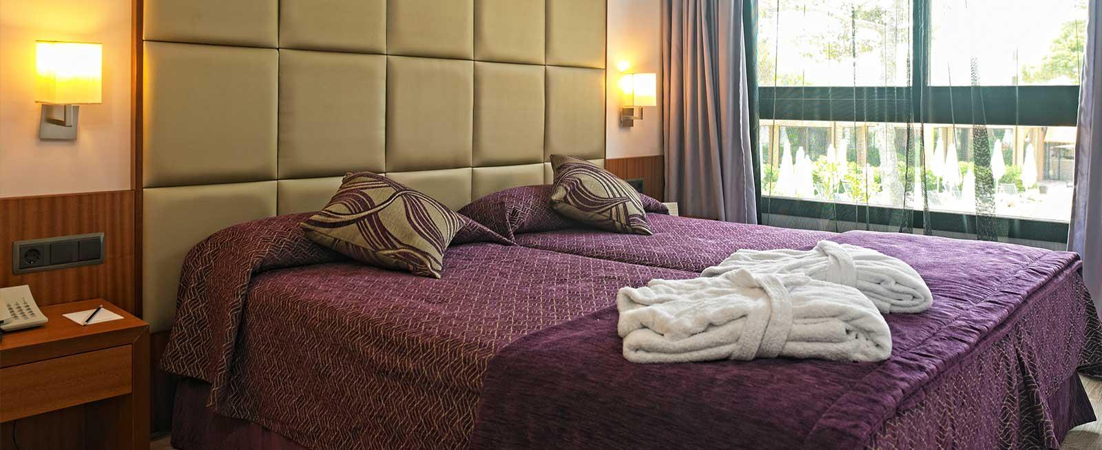 Junior Suite Select Protur Turo Pins Hotel Spa Cala Rajada