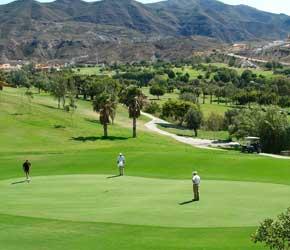 Golf Almeria La Envia