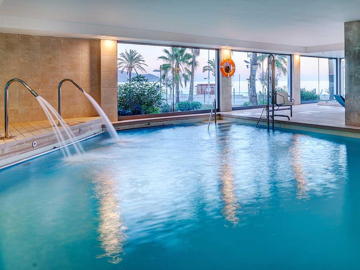 Protur playa cala millor hotel in majorca protur hotels for Piscina climatizada