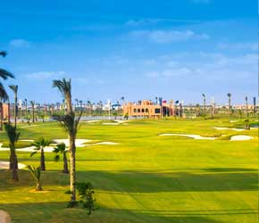 Golf Almeria Playa Serena
