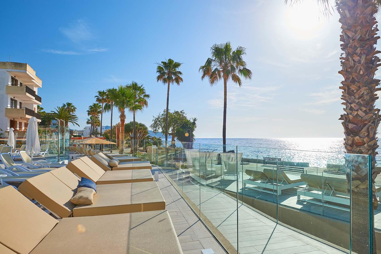 Protur Bonamar Hotel 4 In Cala Millor Mallorca Protur Hotels
