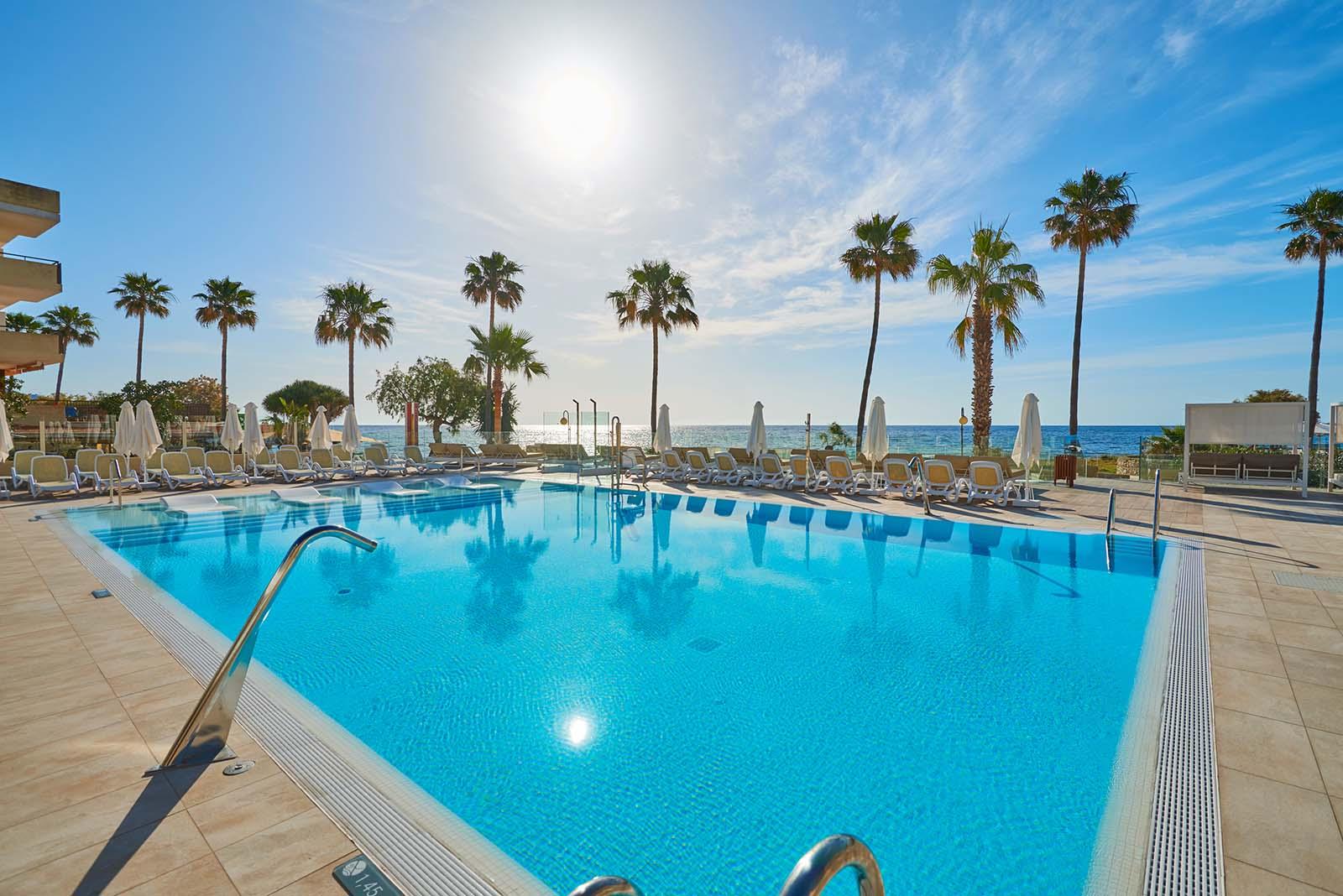 Protur Bonamar Hotel 4  In Cala Millor  Majorca