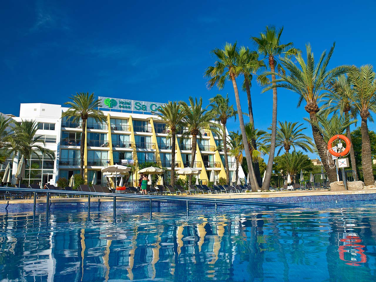 Protur Sa Coma Playa Hotel Spa Mallorca