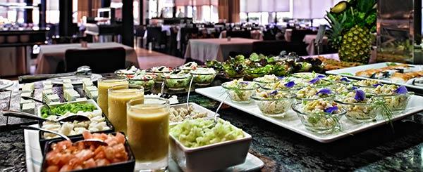 Gastronomie Protur Tur 243 Pins Hotel Cala Rajada Mallorca