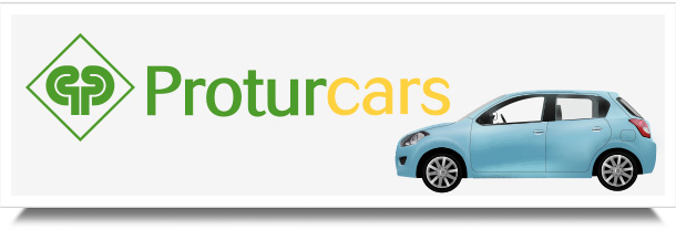 Proturcars car hire from the airport