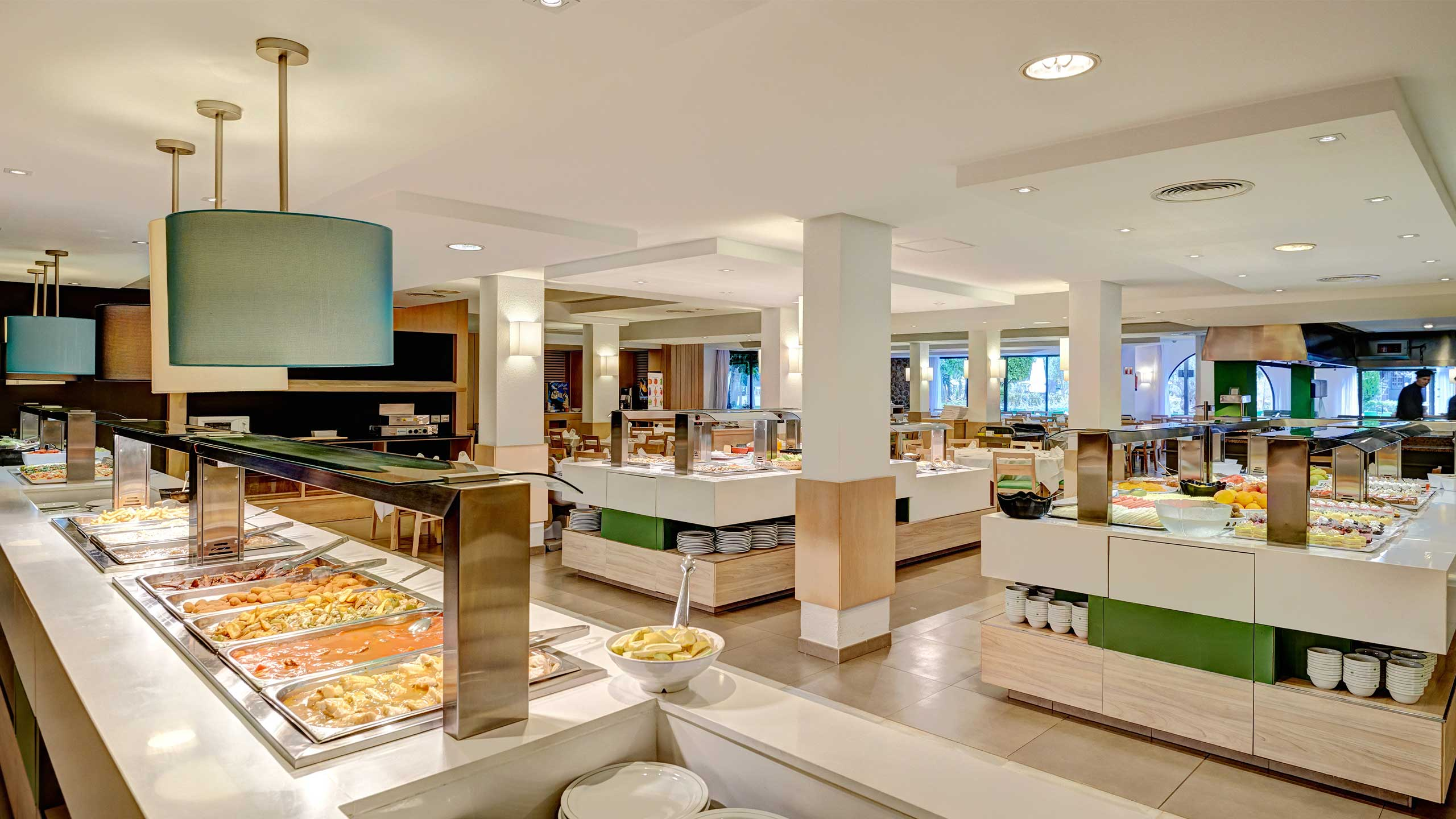 Ausstattung und service des protur safari park aparthotel for Appart hotel park and suites