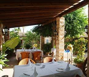 Restaurant Son Floriana