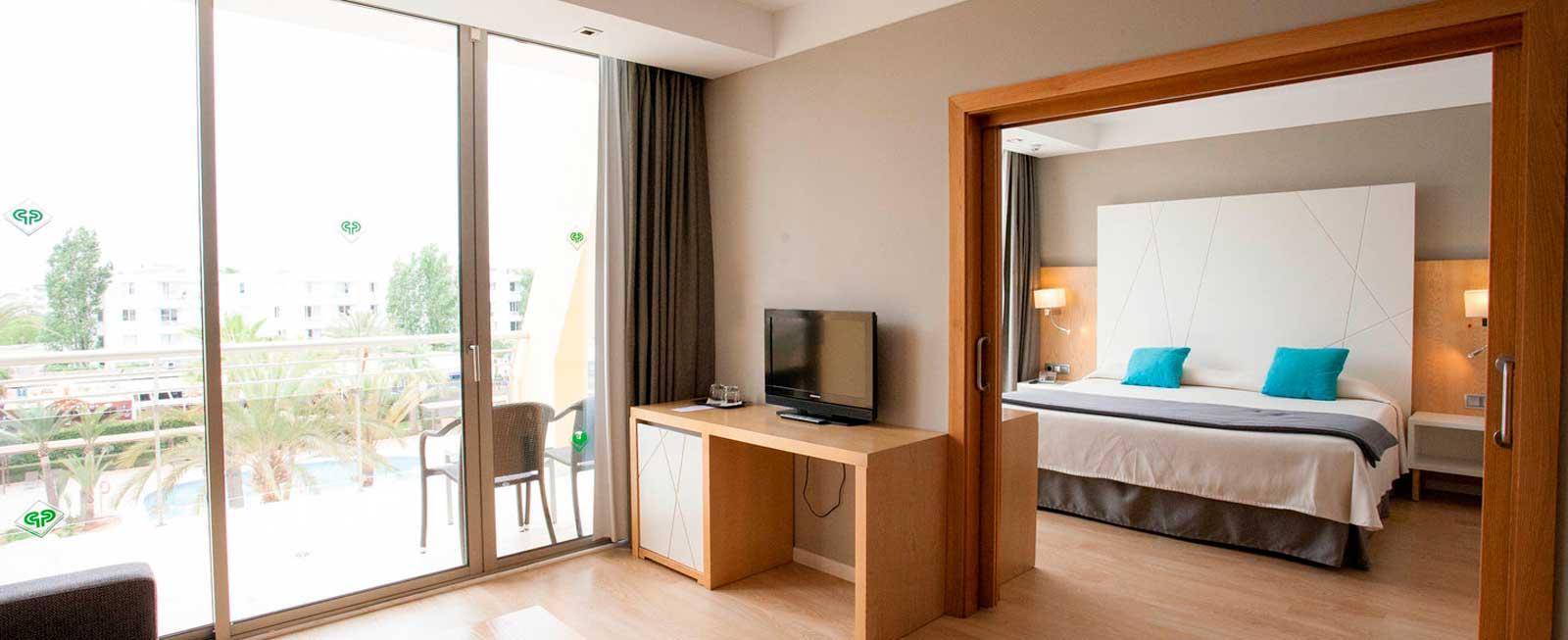 Suite Protur Sa Coma Playa Hotel