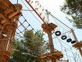 High Ropes - Protur Monte Safari (Holiday Village Majorca)