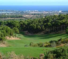 Vall d'or Golf mallorca