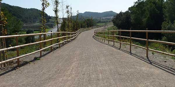 Vía Verde de Mallorca Manacor-Artà